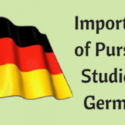 Importance of Pursuing Studies in Germany